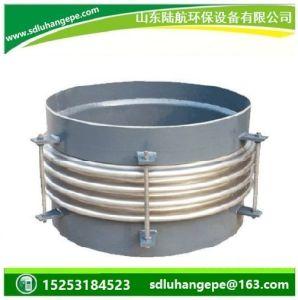 Qualitäts-Metallgewölbte Flatterdämpfer-Röhren-Dynamicdehnungs-Faltenbalge