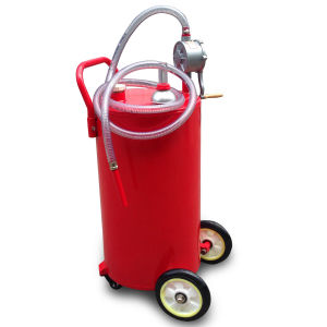 Spezielle Berufsölwechsel-Pumpen für Autos
