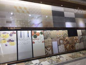 Verglaasde Binnenlandse Tegel 300X600mm van de Muur van de Keuken van het Bouwmateriaal Ceramische