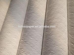 Soem-Jungfrau-hölzerne Massen-Küche-Tuch-Papier-Rolle