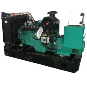 100kVA/80kw는 심해 관제사를 가진 유형 Cummins 천연 가스 발전기를 연다