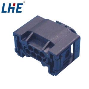 Te 1-967616-1の自動電線の馬具6 Pinの防水コネクター