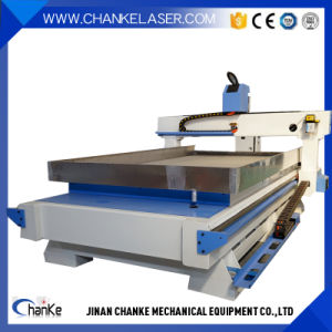 1300X2500mmの木のドアの家具CNCのルーター機械価格