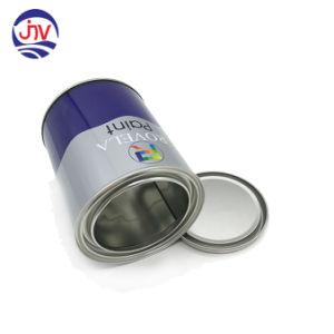 Abra o balde de aço latas balde de metal por grosso