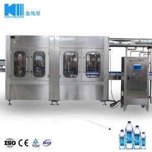 Полное заполнение питьевой воды и упаковочные линии