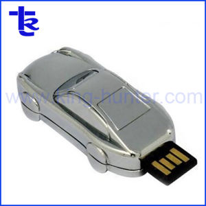 Металлические Car USB накопитель для компании подарок продаж с возможностью горячей замены