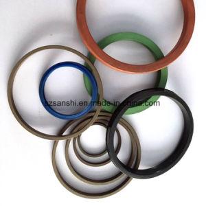 De Ring van de Gids van Resistanct PTFE van de slijtage voor Hydraulische Cilinder