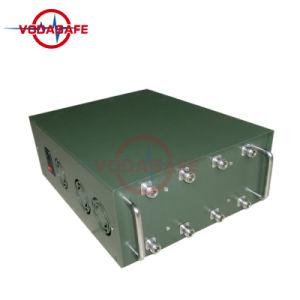 Militaire Blocker van /Bomb van de Stoorzender; De Stoorzender van Manpack voor Draadloze Straal 50100m van de Dekking van de Camera GSM/2g/3G/4glte/Wi-Fi/GPS/VHF/UHF/Lojack