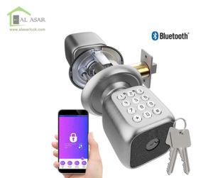 Bloqueo inteligente sin llave Bluetooth Smart Phone APP de bloqueo de la perilla de desbloqueo