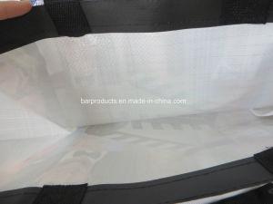 Die Cut en plastique cadeau promotionnel transporter un sac de shopping Commerce de gros