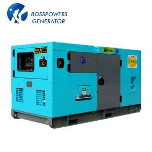 AC 3 fases de 24 kw 30kVA generador diésel tipo Denyo Isuzu