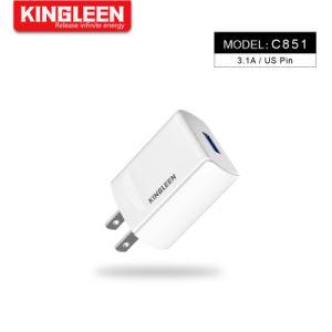 Нам разъем USB домашний настенное зарядное устройство, ULTRA Compact 3.1A выход для iPhone iPhone / Xs Xs Max / iPhone Xr, iPad