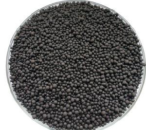 Het Korrelige Zwarte Aminozuur van Shinning met Organische Meststof NPK