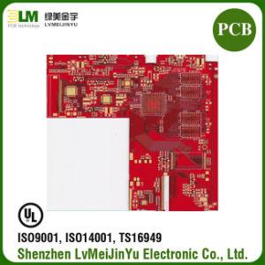 PCB de halogênio FR4 OEM de placa de circuito impresso
