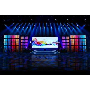 L'intérieur, de l'écran Die-Casting affichage LED en aluminium