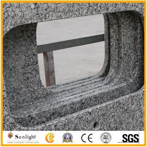 Betaalbare Countertops van het Graniet van de Zwaan Witte/Grijze Kleuren voor Keukens