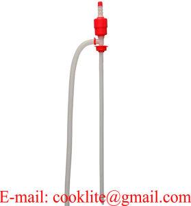 Dp20手の化学分配ポンプドラムバレルディスペンサーのプラスチック (PE)サイフォンの吸盤