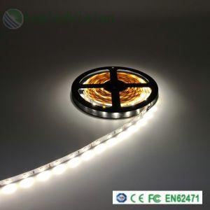 99,99% Fio dourado e vermelho LED SMD Almofada de cobre 2835 60LEDs/m faixa de LED