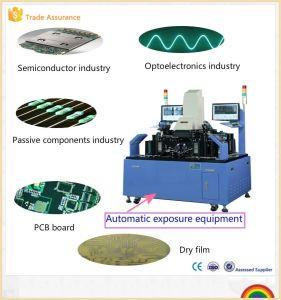En Paralelo de gran potencia PCB de la luz de la exposición automática máquina