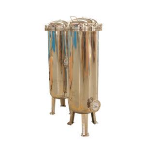 Ultrafilter Filtro de Cartucho de PP de acero inoxidable para la industria potable