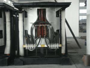 Forno di fusione della stufa dello scarto d'acciaio rotativo industriale di induzione