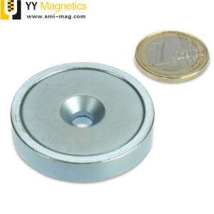 Seltene Massen-Neodym-Potenziometer-Magnet-Lieferant