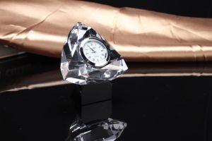 セットされるオフィスのための水晶置時計の机のクロック(KS60416)