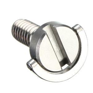 Los tornillos de la cámara de acero inoxidable 304 con sustitución anillos en D