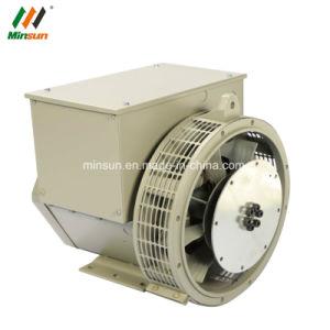 Generatore di CA senza spazzola sincrono diesel dell'alternatore dei doppi cuscinetti industriali