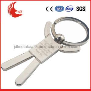 Nuovo disegno Custome Keychain in lega di zinco