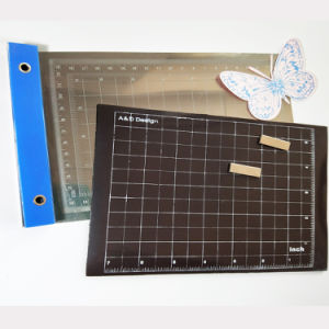 DIYのクラフトのためのパテントデザインゆとりのスタンプのポジシァヨナー