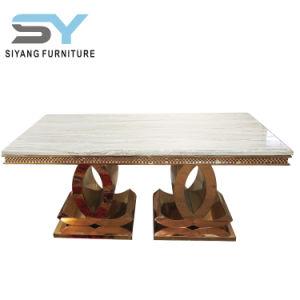Mayorista de Mobiliario de casa Hotel Cristal mesa mesa de comedor mesa de restaurante