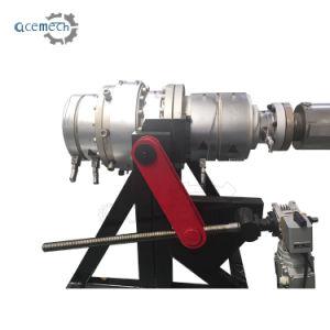 De automatische 50250mm HDPE Lijn van de Uitdrijving van de Waterpijp met Certificatie ISO9001
