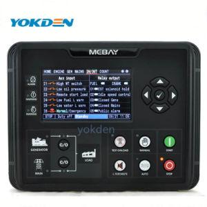 Mebayの遠隔モニタATS Amfの発電機のコントローラDC72D