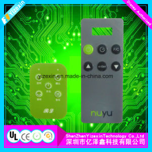 Interruttore di membrana tattile del regolatore della barca di Backlighting LED di fabbricazione