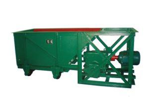 El equipo de alimentación de mineral de carbón a través de alimentador de la vertedera para la venta