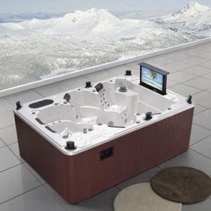 Piscina 6 LUGARES EUA Balboa spa Whirlpool Banheira de Hidromassagem com TV, WiFi a função de jacuzzi