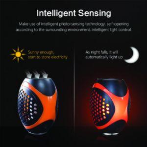 LEDの太陽炎の明滅の芝生ランプLEDのトーチライト現実的なダンスの炎ライト