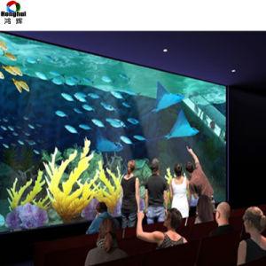 Indoor 2000 Hz P4 512*512 mm Nationstar Kinglight SMD2121 Affichage LED de location