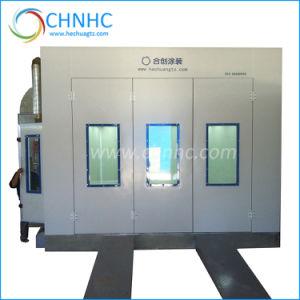 Nivel alto de pulverización automática cabina de pintura Equipo de Cuidado de Coche