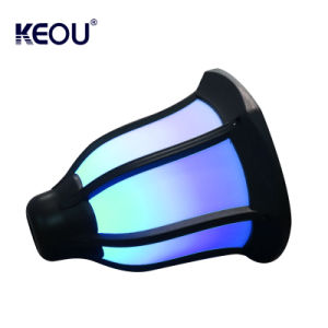 Patio de la Navidad de césped de ABS resistente al agua IP65 PC Multicolor azul de la batería de Energía de la luz de linterna LED de 96 de la luz de las llamas solares