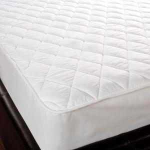 Suministro de fábrica resistente al agua Premium cama Queen Size equipado protector de colchón/ Portada
