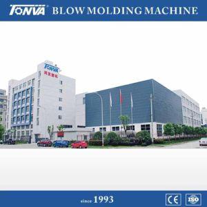 Tonva 1Lの単一ステーションの自動油圧びん吹く機械価格