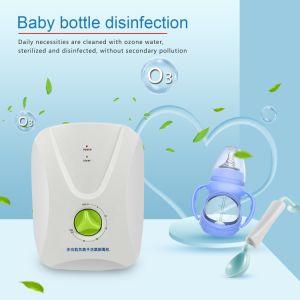 purificador de água de ozono para mercadorias do bebê Brinquedos de lavagem e esterilização