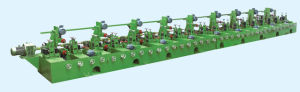 직류 전기를 통하는 강철 정연한 관 광택기 기계