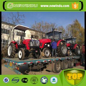 De Tractor van de Landbouw van Lutong 120HP met a/c Lt1204