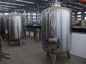 Linea di produzione completa industriale di trattamento 100t/H dell'acqua potabile
