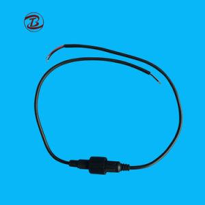 Провод DC цилиндра экструдера женщин и мужчин 2 контактный разъем