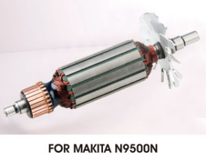Outils d'alimentation rotor SHINSEN induits pour Makita N9500N meuleuse d'angle