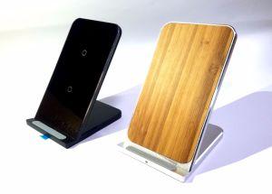 Qi Wireless зарядное устройство для iPhone и Samsung быстрое зарядное устройство беспроводной связи